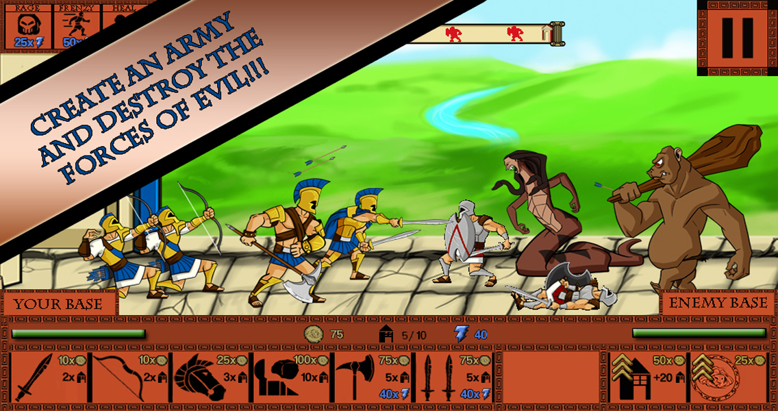 In Game Screenshot
